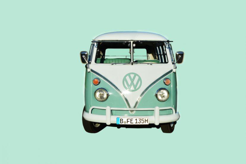 VW Bus T1 Samba Deluxe - © T1-Berlin.de
