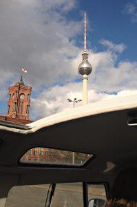 Fernsehturm & Rotes Rathaus - Berlin by Bulli Sightseeing - © T1-Berlin.de
